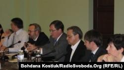 Експертні слухання «Демократія та верховенство права в Україні»