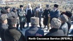 Памятная акция, посвященная годовщине депортации, Дагестан, фото из архива