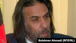 د کابل پوهنتون استاذ او کارپوه نصرالله ستانکزی