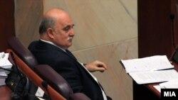 Архива - Собранието расправа за разрешување на Јавниот обвинител Марко Зврлевски.