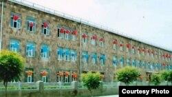 Armenia -- A public school in Echmiadzin.