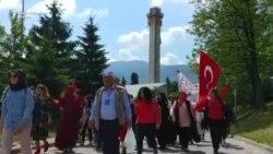 Erdoganove pristalice u Sarajevu