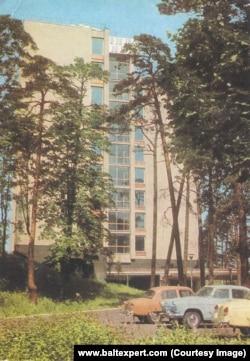 Дом творчества писателей, Дубулты, 70-е годы