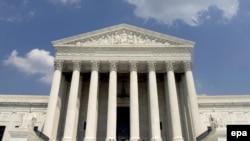 Верховный суд США - одна их полноправных ветвей государственной власти