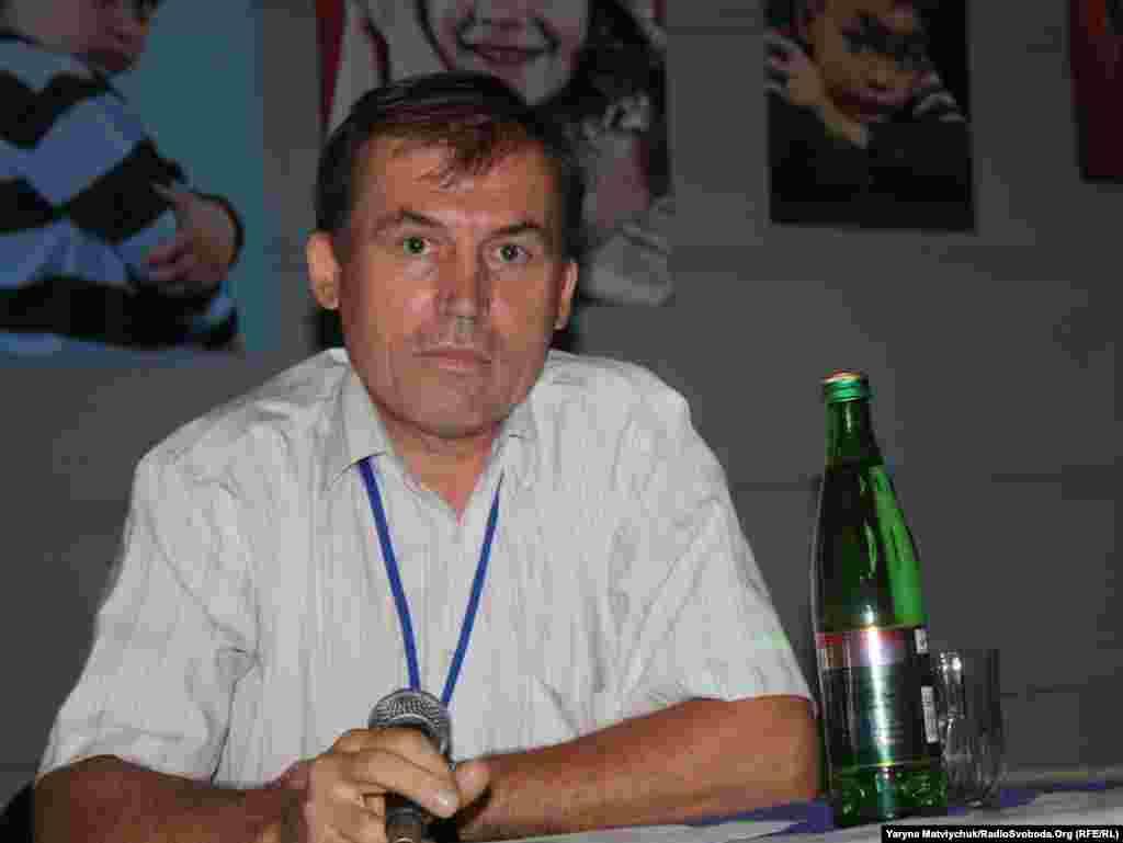 Грігоре Кіпер, поет із Молдови