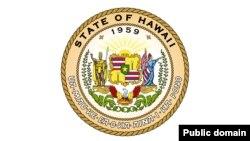 نشان ایالت هاوایی