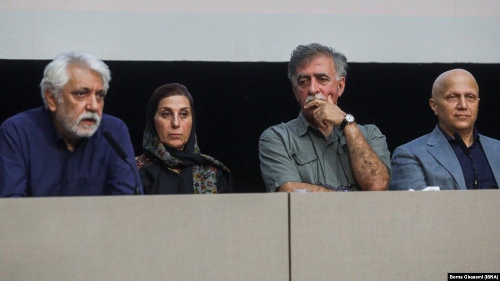 نشست خبری هیئت مدیره خانه سینما در مهرماه ۹۷