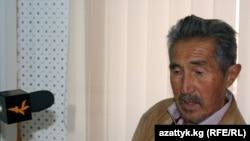 Жазуучу Кубатбек Жусубалиев