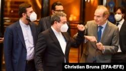 هیات ایرانی در مذاکرات وین برای احیای برجام