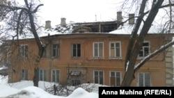 Дом на улице Мельничной в Саратове