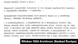 A Kossuth Rádió 1988. január 8-i Esti Magazin című műsorának átirata