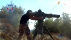 У Сирії знищили російський вертоліт (відео)