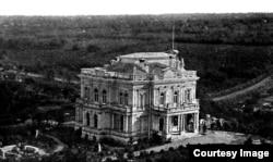 Palatul Pronin, reședința lui Artur Văitoianu (Foto: Radu Osadcenco, Chișinău 1918)
