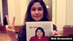 Jurnalist Arzu Qeybullayeva məqaləsində Xədicə İsmayılovadan geniş bəhs edib