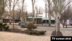 Бульвар Пушкіна в окупованому Донецьку – улюблене місце молоді