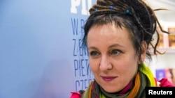Польська письменниця з українським корінням Ольга Токарчук