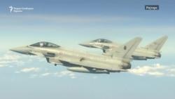 НАТО вежба пресретнување руски авиони над Европа