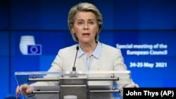 European Commission President Ursula von der Leyen has promised to speed up work on the proposal.