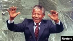 Вехи жизни Нельсона Манделы