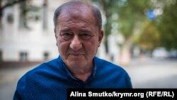 Один із лідерів кримськотатарського національного руху Ільмі Умеров