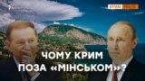 Коли Путін заговорить про Крим?