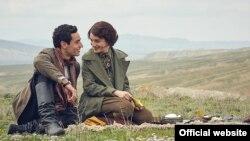 """""""Əli və Nino"""" filmindən kadr"""