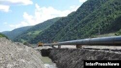 Минэнерго опровергают слухи, что с газоснабжением по российско-армянской магистрали могут быть проблемы, поскольку Грузия имеет непогашенный долг за газ перед Россией в размере 100 млн долларов