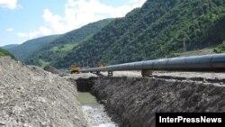 Иранский газ готовы поставлять в Грузию как Азербайджан, так и Армения. Детали будут обсуждаться в ходе визита министра энергетики Кахи Каладзе в Тегеран