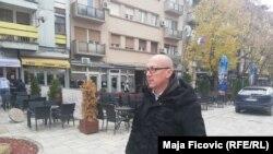 Rakić (na fotografiji) je poručio Tačiju da Srbi neće nikada dozvoliti ujedinjenje severnog i južnog dela Mitrovice
