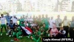 فرحة الفوز على منتخب السودان