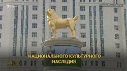 В Туркменистане парламент учредил звание Народного собаковода страны