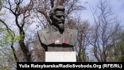 Пам'ятник Калініну у Дніпропетровську