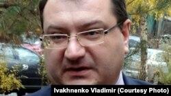 Адвокат Юрий Грабовский.