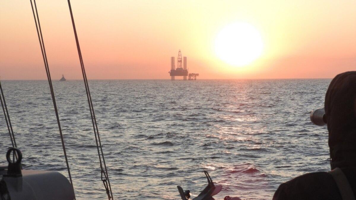 ГНСУ фиксирует незаконные работы России на Одесском газовом месторождении