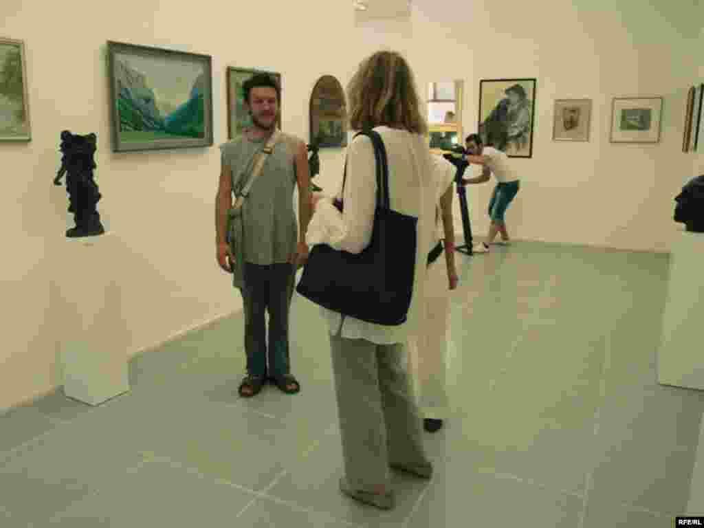 Riječ je o jednoj od najkvalitetnijih stalnih zbirki moderne hrvatske i bosanskohercegovačke umjetnosti koja prikazuje vrijeme od kraja devetnaestog stoljeća do danas. Foto: Maja Nikolić