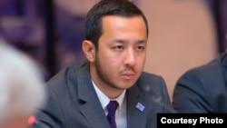 «Түрмелердің халықаралық реформасының» (Penal Reform International — PRI) Орталық Азиядағы директоры Азамат Шамбылов.