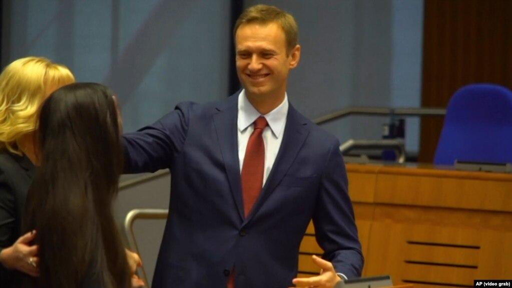 ЕСПЧ потребовал немедленно освободить Навального