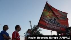 Македонски навивачи на Ливерпул