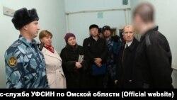 В омской областной больнице для осужденных №11