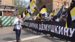 """Организатор """"Русских маршей"""" бежал из России"""