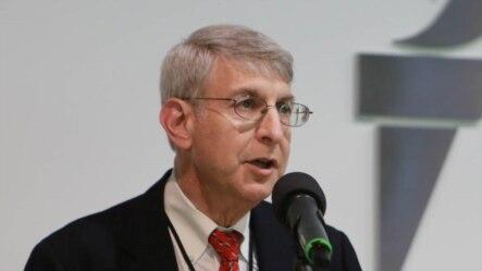 RFE/RL President Thomas Kent