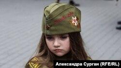 Оружие для самых маленьких: как в Крыму детей приучают к войне (фотогалерея)