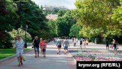 Arhiv süreti: Aqyarda Primorskiy bulvarı