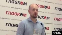 Российский философ и публицист Максим Горюнов, архивное фото