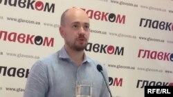 Максим Горюнов, російський філософ і публіцист, викладач Московського державного університету