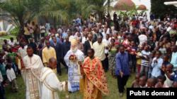 Православные христиане Демократической Республики Конго