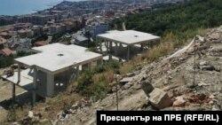 """Строящите се къщи в комплекса """"Венид Еко Вилидж"""" в """"Св. Влас"""""""