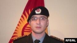 Руслан Исаков, сын экс-министра обороны Кыргызстана Исмаила Исакова.