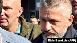 Prvostepena presuda Naseru Oriću (na fotografiji) izazvala oštre reakcije Beograda i Banjaluke
