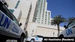 گروه بازرسان سازمان منع سلاحهای شیمیایی نخست روز سهشنبه تلاش کردند که از دوما بازدید کنند اما هدف تیراندازی قرار گرفتند.
